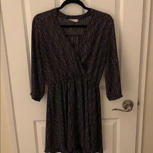 Lush Polka Dot Dress